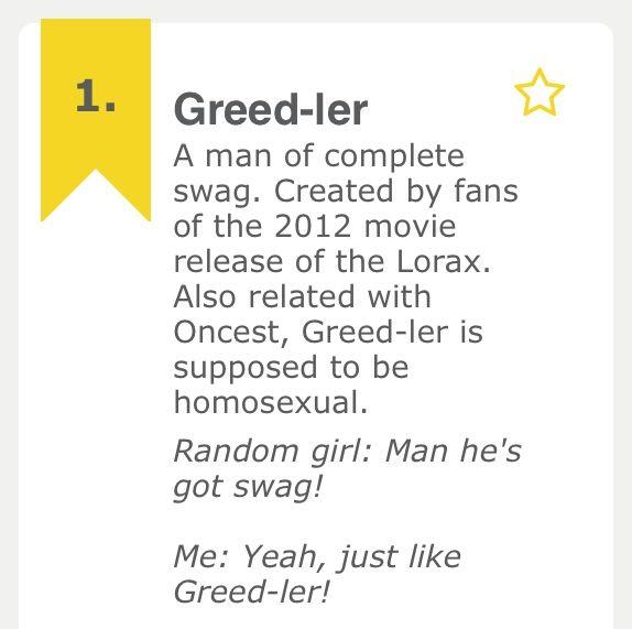 Greedler Tumblr 2012 Movie Urban Dictionary Memes