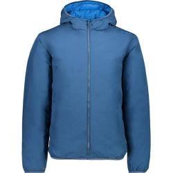 Cmp Herren Jacke Man Jacket Fix Hood, Größe 52 In Denim, Größe 52 In Denim F.lli Campagnolo