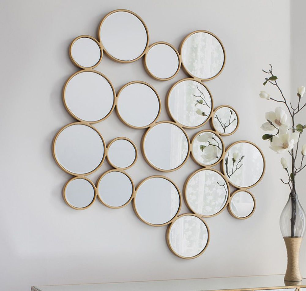 Small Round Mirrors Contemporary Modern Design Large Wall Mirror Gold Venetian Modern Mirror Wall Mirror Wall Collage Mirror Design Wall
