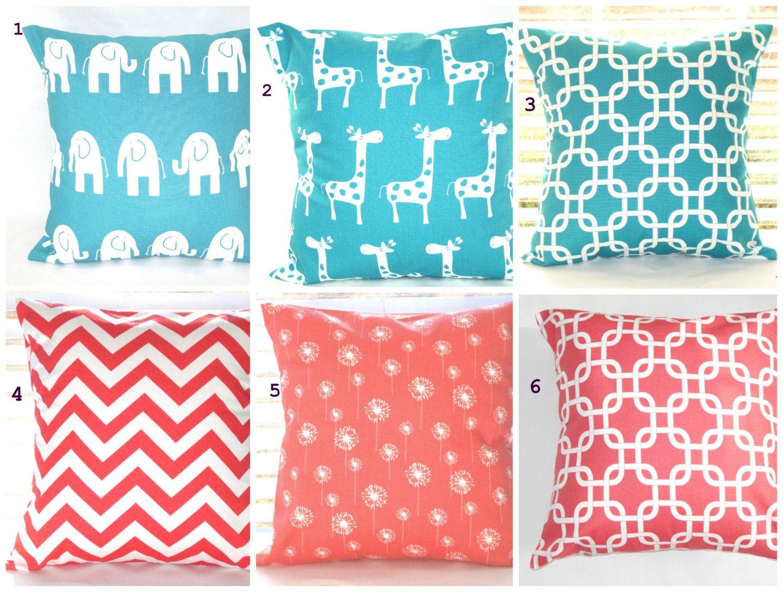 Mother's Day SALEDecorative Pillows Pillows by PillowsByJanet, $14.00