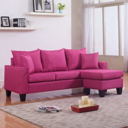 Home Sofas for small spaces, Sectional sofa, Small space