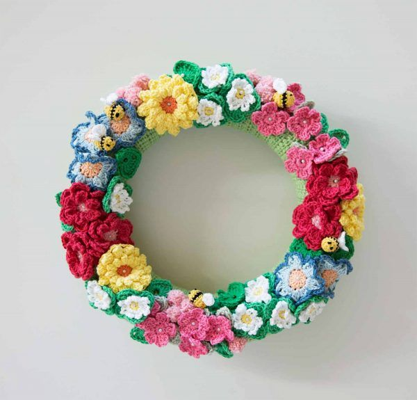 Photo of 40 crochet flower patterns and what to do with them – Mollie Makes