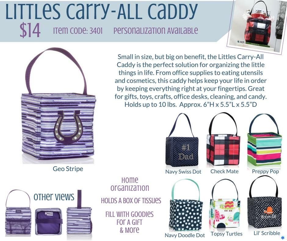 49b349571198 Thirty-One Gifts | Fall 17 Little Carry-All Caddy | Thirty-One ...