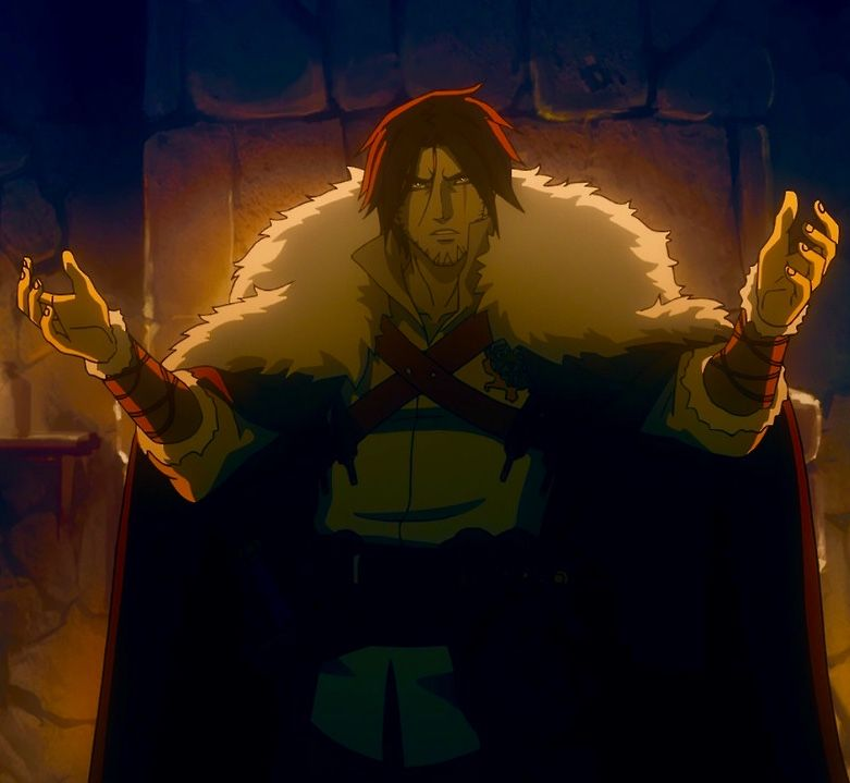 Pin By Nardydude On Castlevania Netflix With Images