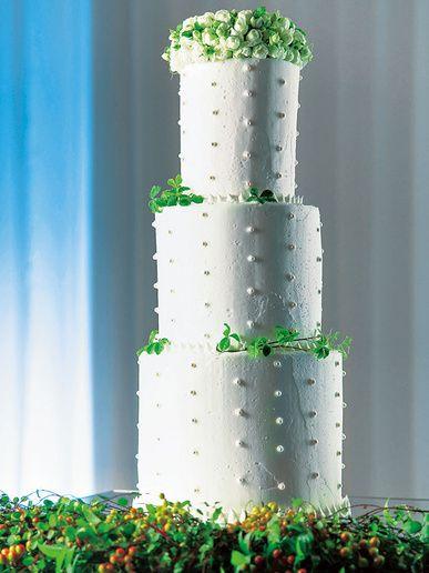 ハイアット リージェンシー 東京(Hyatt Regency Tokyo) パーティを華やかに盛り上げる『ハイアット リージェンシー 東京』のウエディング・ケーキ。