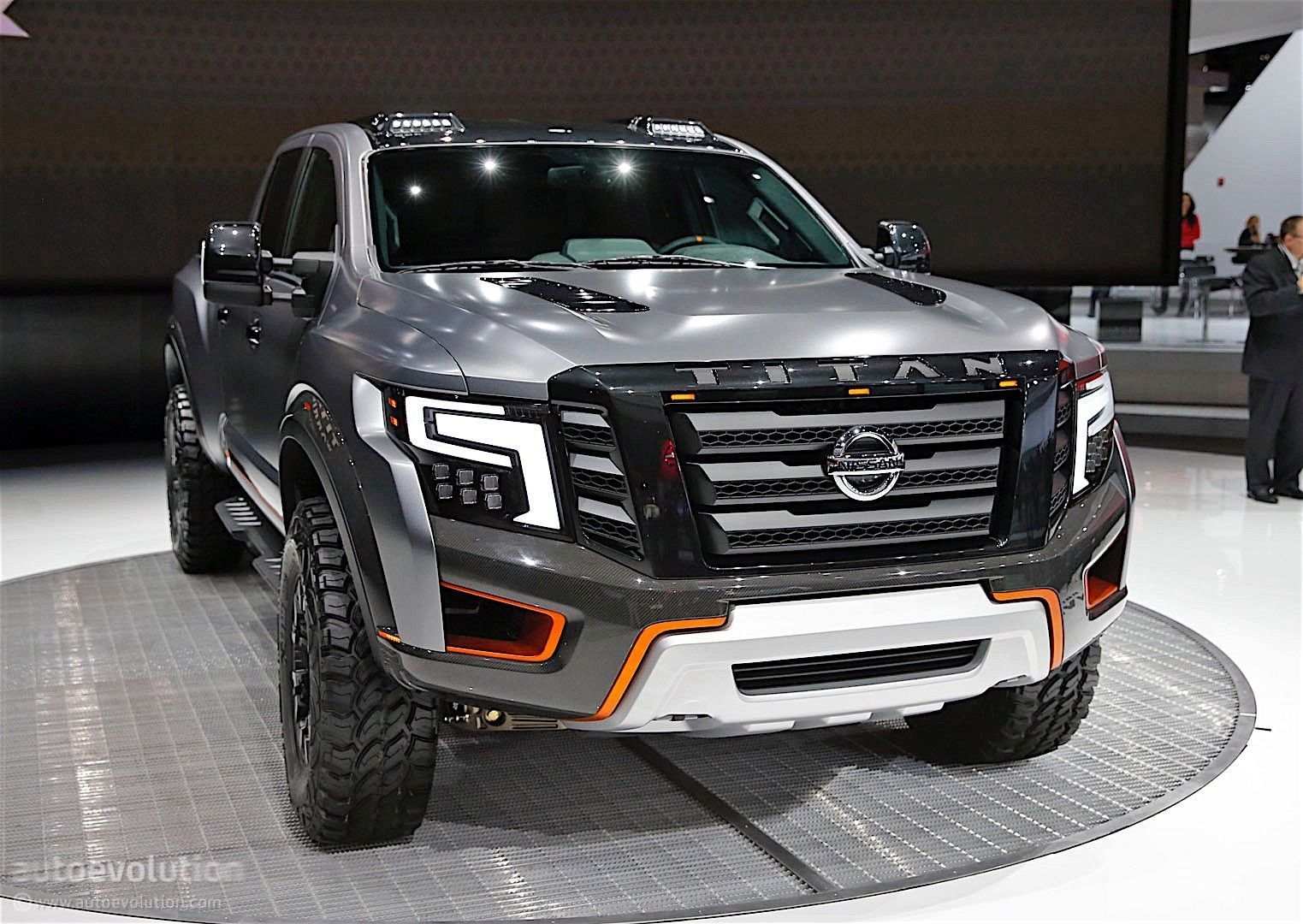 2017 nissan titan new light duty looks more manly and more stable a lot of information circulating that nissan titan light dut
