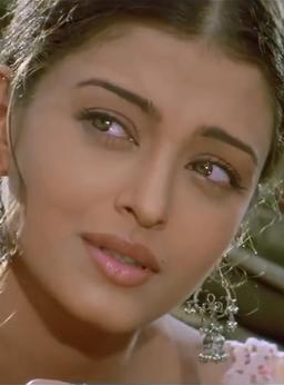 Aishwarya Rai, Dhaai Akshar Prem Ke, 2001. | Aishwarya rai ...