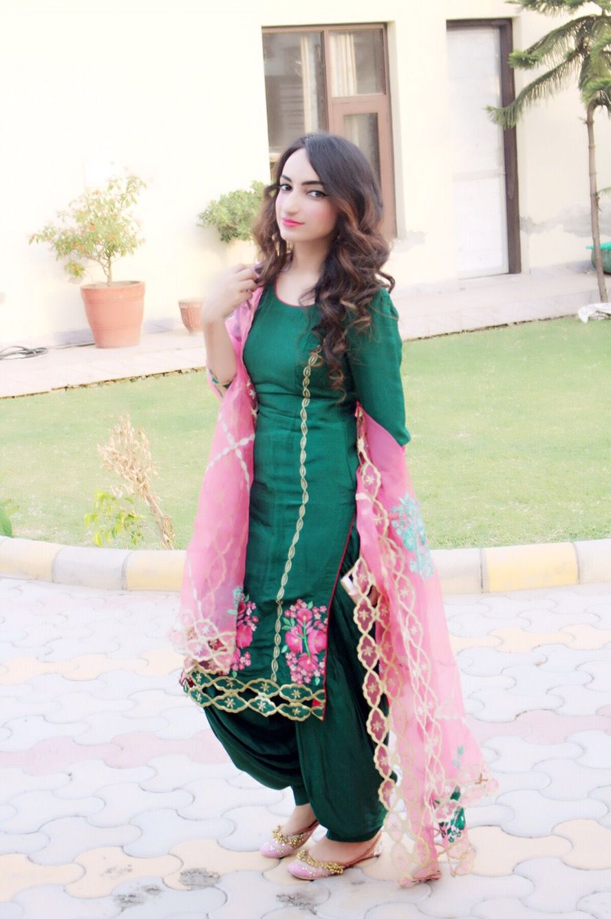 2fafa03eda Holaaa my beautiess.., This blog post is for all the gorgeous ladies who  love to wear punjabi suits . punjabi salwar suit take over my wardrobe in  all ...