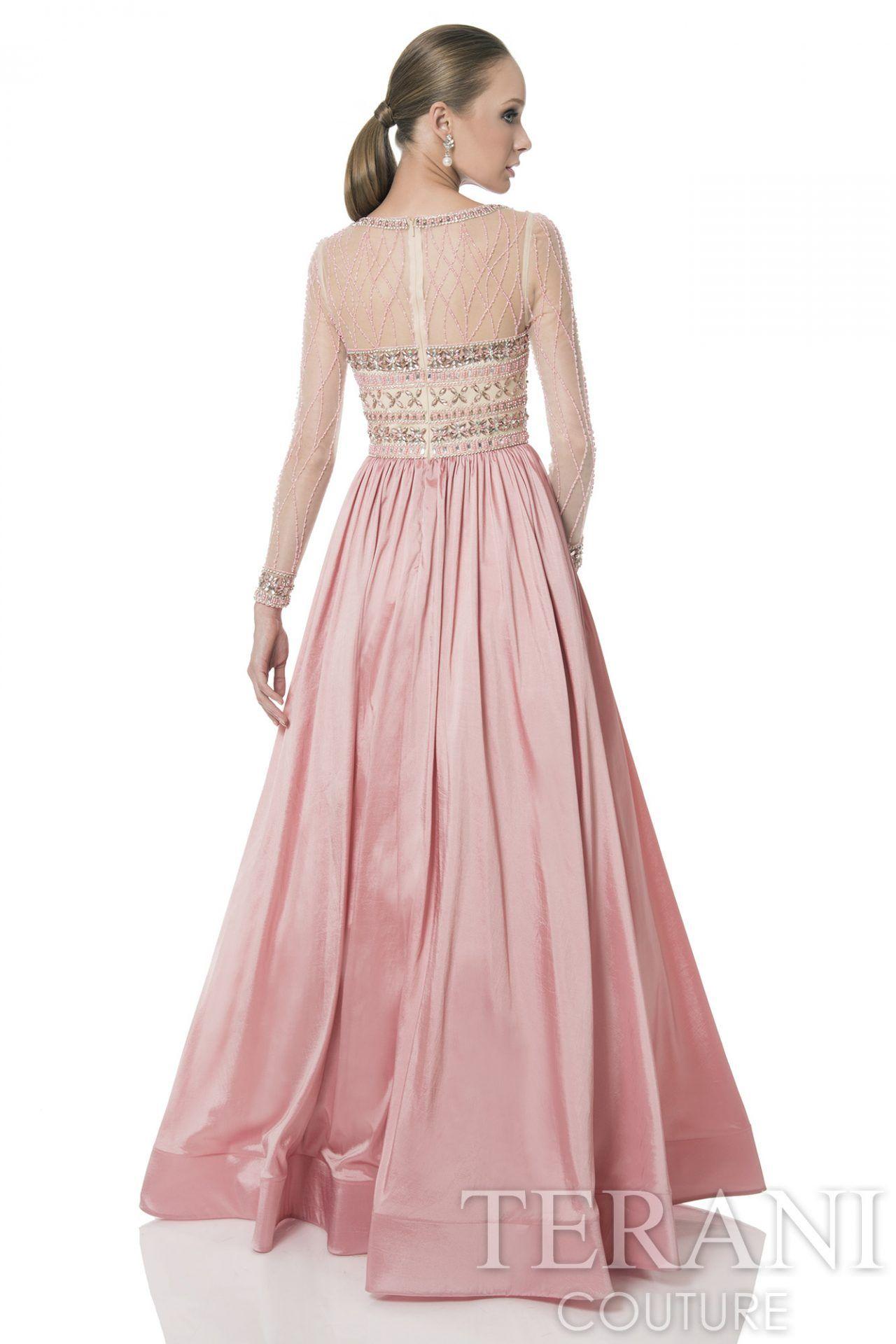 1611M0759 Rose Back   Mother of the Bride Dresses   Pinterest ...
