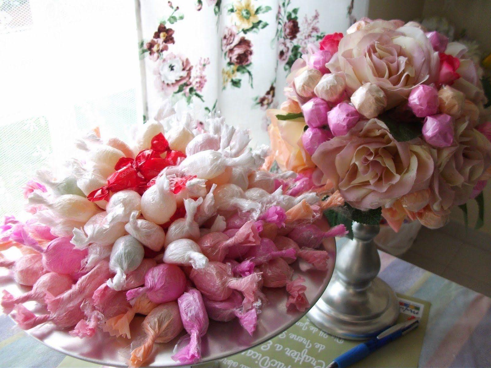 Balinhas decoradas como fazer ♥