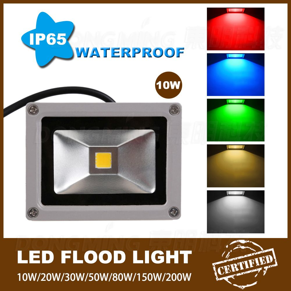 Led flood light 10w rgb ip65 outdoor floodlight dc12v spotlight led led flood light 10w rgb ip65 outdoor floodlight dc12v spotlight led reflector affiliate aloadofball Image collections
