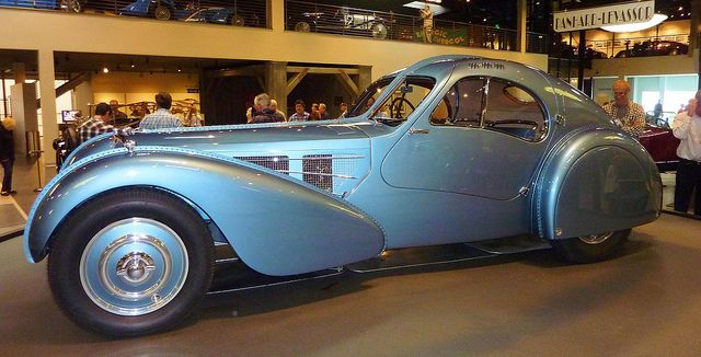 1936 Bugatti 57SC Atlantic Coupe (With images) | Fancy ...