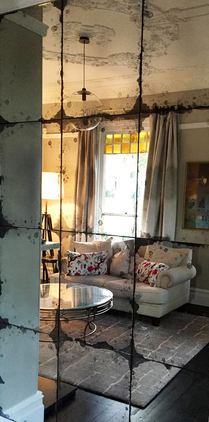 Decorative mirrors for dining room pin by elli raisanen on for the home  pinterest  distressed mirror