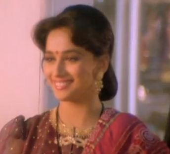 madhuri dixit in the movie anjaam madhuri dixit