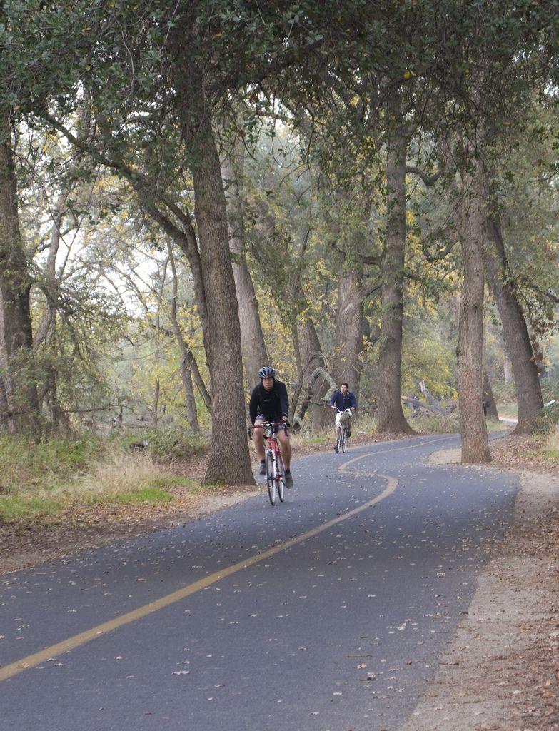 Sacramento Parkscore Ranking No 3 Tied American River