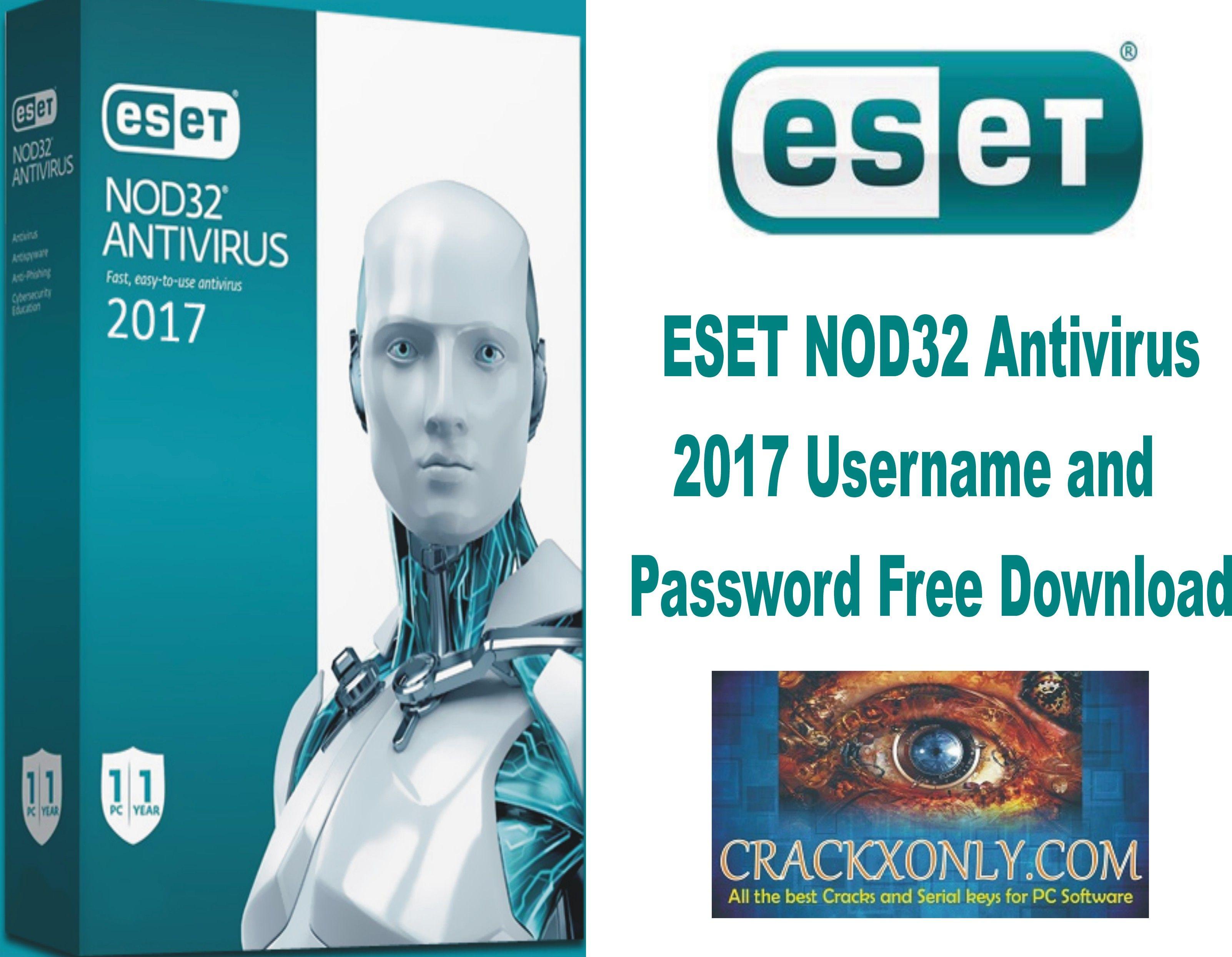 eset nod32 antivirus free download full version with crack