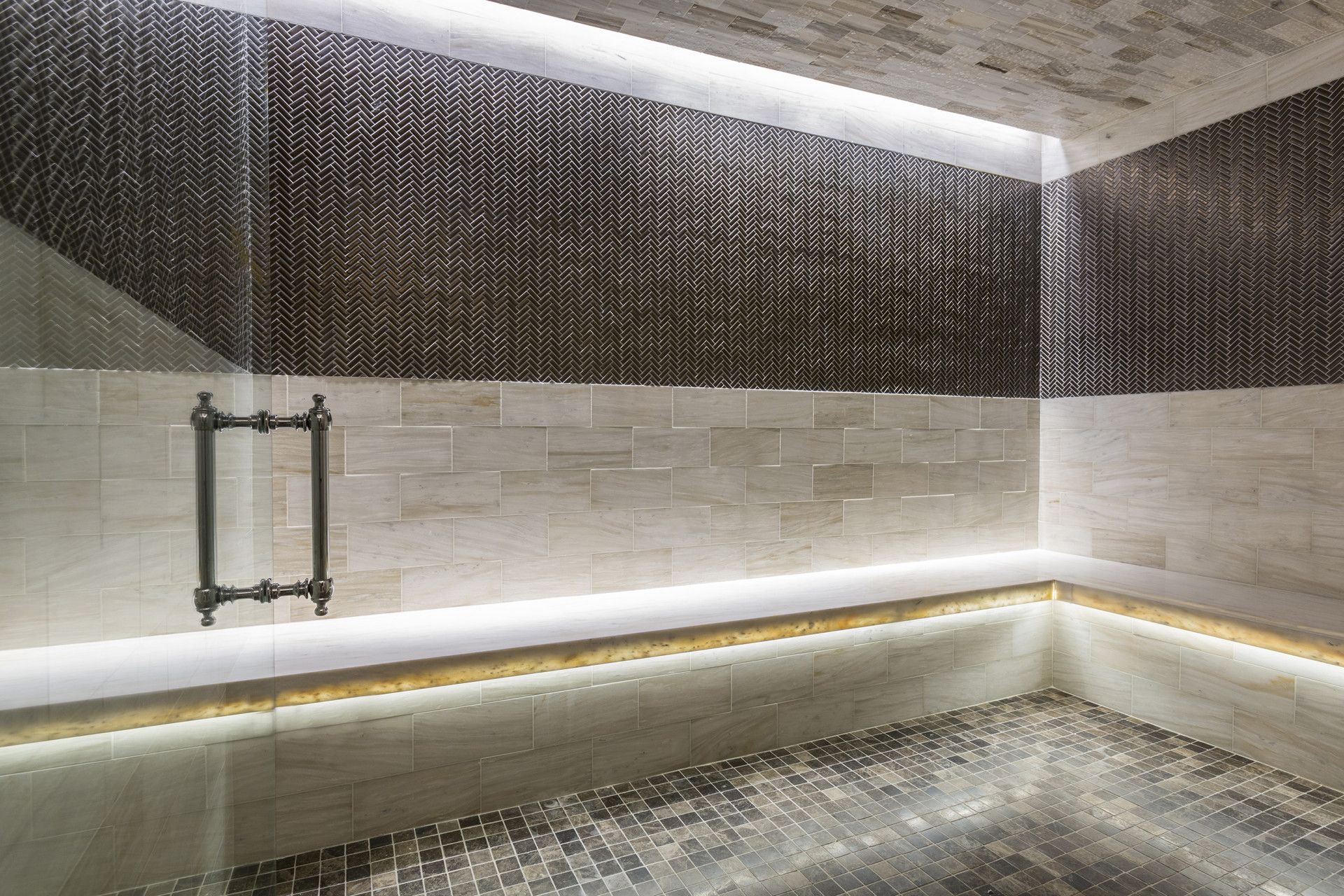 The Steam Room At Four Seasons Houston Hello Heaven Spa