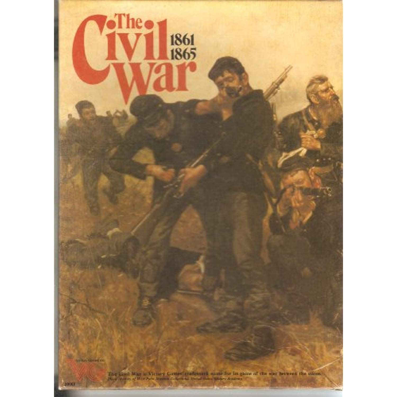 The Civil War 18611865 [BOX SET] Board Game *** Want