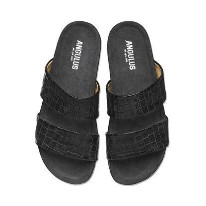 daeb81a8732 Sandal m. blød fodseng | Schuhe, die wir lieben in 2019 | Schuhe, Liebe