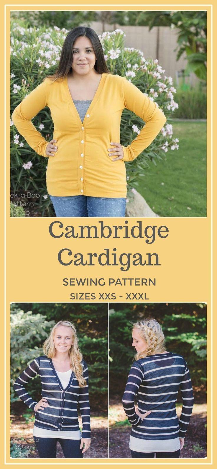 Cambridge Cardigan 11