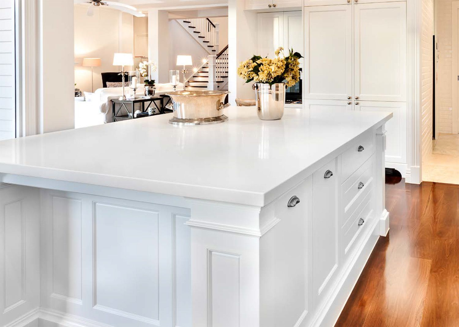 What's driving the & countertop industries? Trends