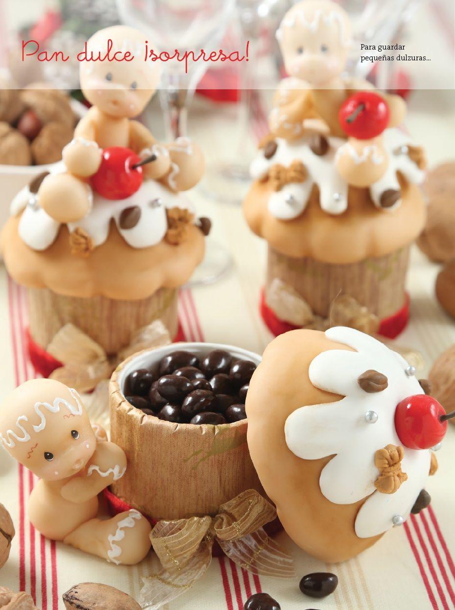 Peque as dulzuras porcelana fr a delicadezas for Manualidades souvenirs navidenos