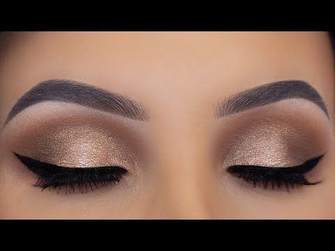 Photo of Brown Bronze Eye Makeup Tutorial | Everyday Glam