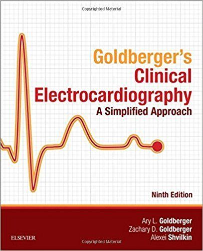 Medical books pdf medbookspdf on pinterest download goldbergers clinical electrocardiography a simplified approach 9th edition pdf visit medbookspdf now fandeluxe Images