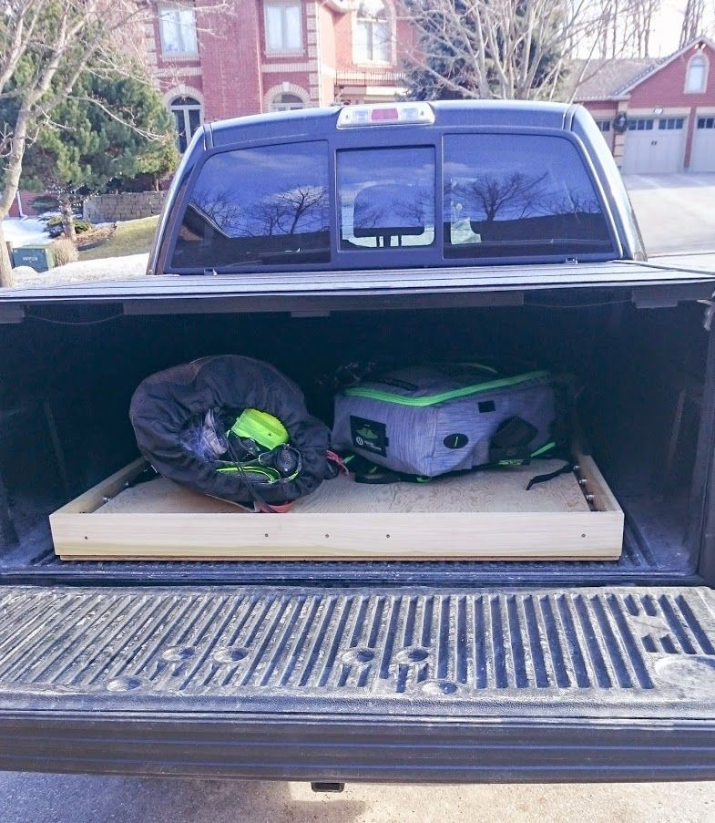 Diy bed slide ford truck enthusiasts forums bed with