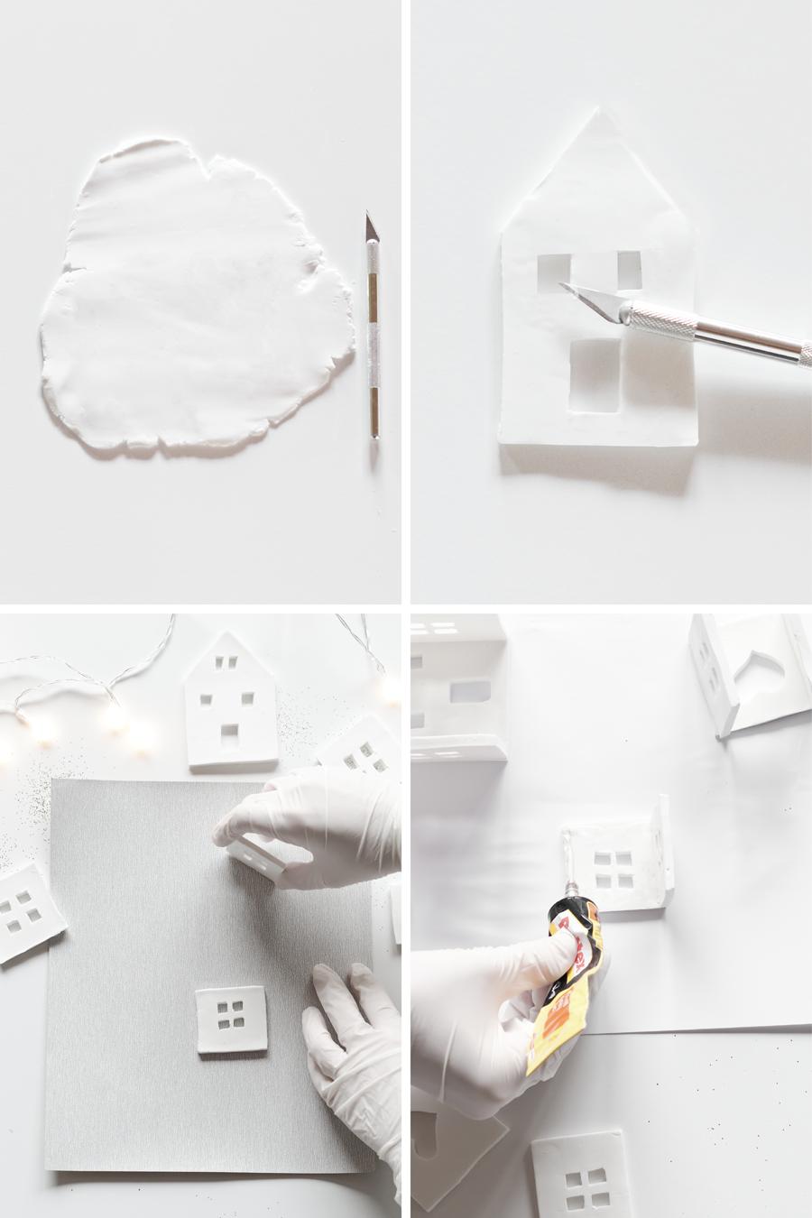 Photo of DIY | FIMO Teelichthäuser
