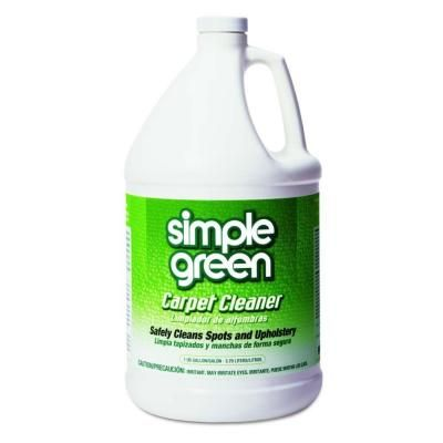 Simple Green 1 Gal Carpet Cleaner 0500000115128 Carpet Cleaners