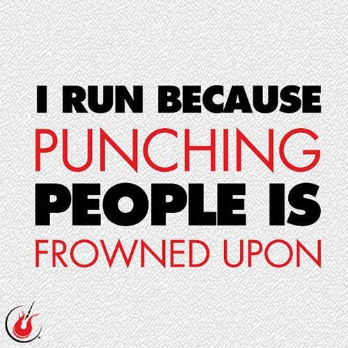 Photo of Funny Running Quotes: Don't Take Training so Seriously