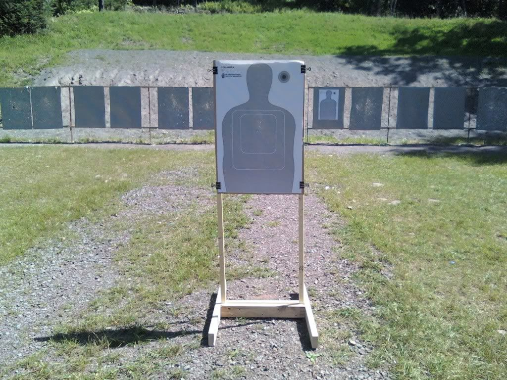 0904091250a Jpg 1 024 768 Pixels Shooting Range Outdoor Shooting Range Shooting Targets Diy