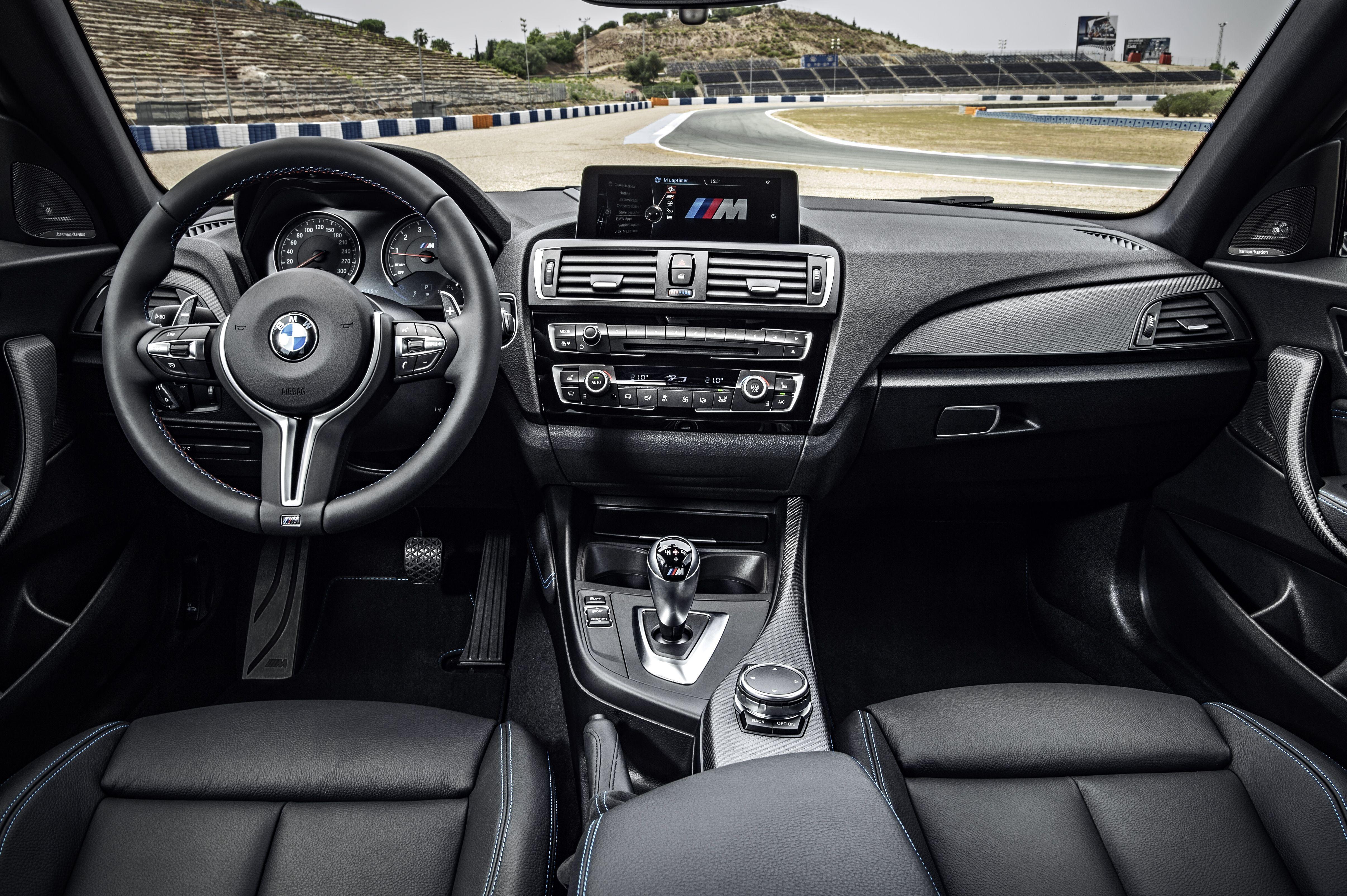 Bmw f87 m2 coupe interior design