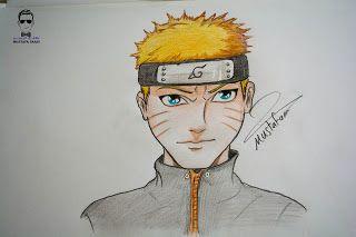 تعلم رسم وجه ناروتو بالخطوات للمبتدئين How To Draw Naruto Http Ift Tt 2txoqm4 تعلم الرسم بألوان خشب دورة الرسم بالألوان Drawings Naruto Drawings Male Sketch