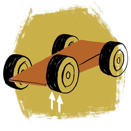 Pinewood Derby Car Ideas