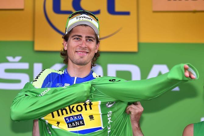 Green jersey man - Sagan - Tour de France 2015: Stage 16 Results | Cyclingnews.com