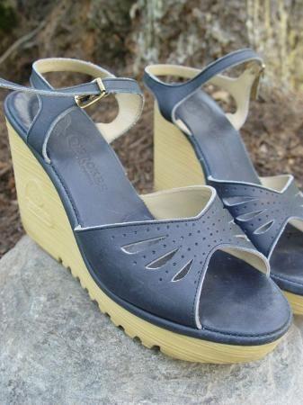 Cherokee Wedge Heel Shoes | CHEROKEE OF CALIFORNIA
