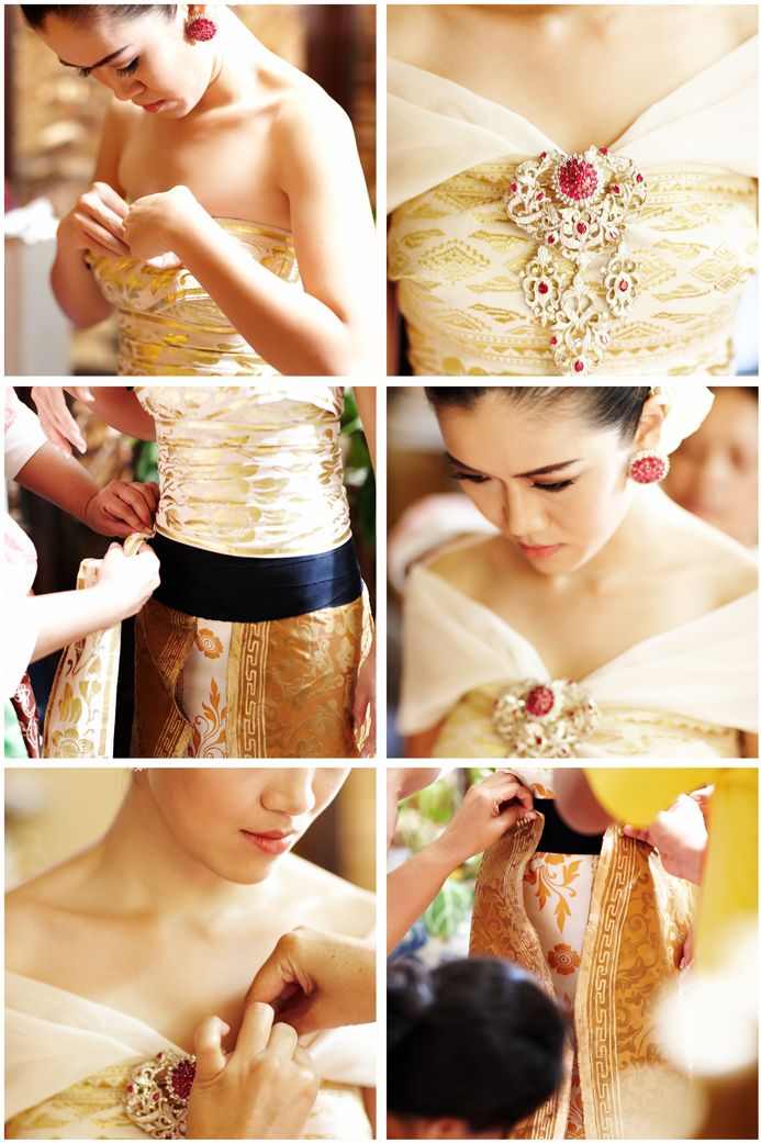 Agung and Augy Balinese wedding style