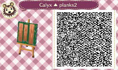 Animal Crossing New Leaf & HHD QR Code Paths Animal