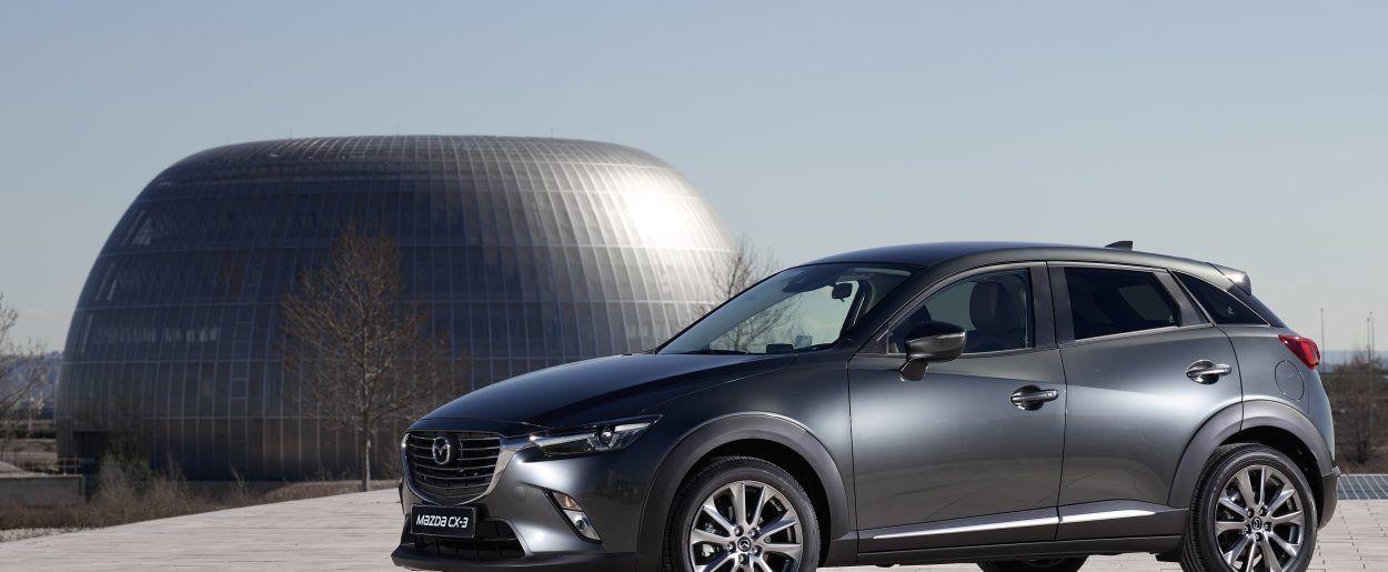 Mazda Cx 3 Krasota Schetana S Moshnost I Nadezhdnost Suv Mazda Car