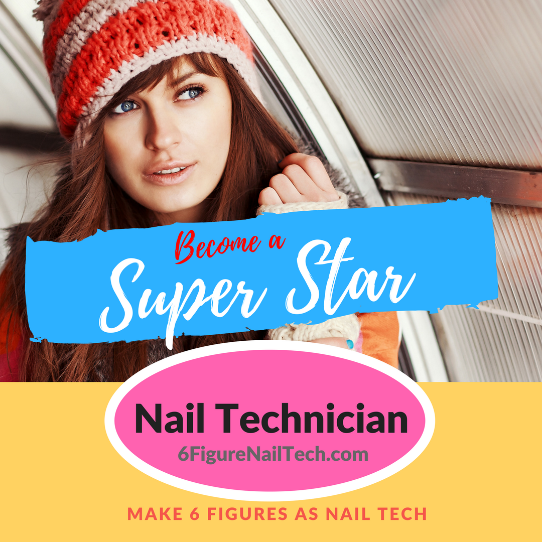 How to a Nail Technician Without Going to School
