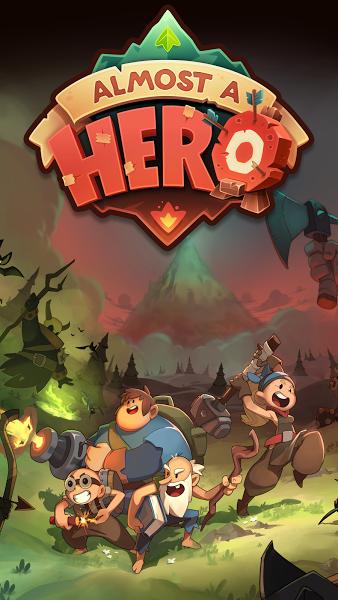 Almost a Hero v1.0.9 [Mod] Apk Mod Data http//www