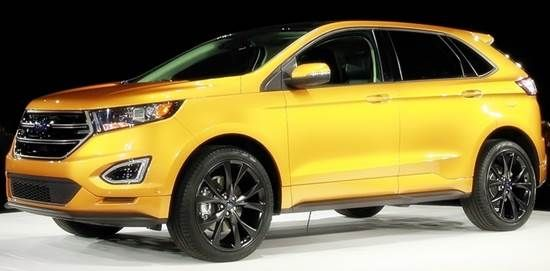 Ford Edge Titanium Price Australia