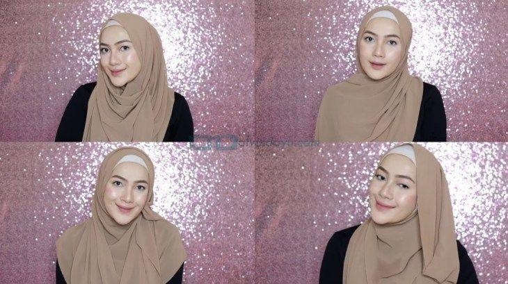 Tutorial Hijab Pashmina Kekinian 2020