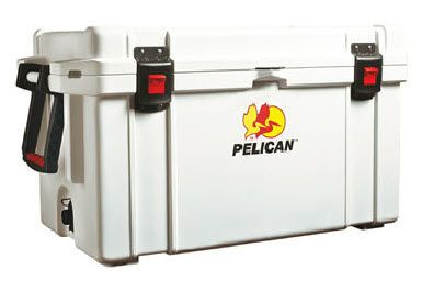 Boat Icebox 65q Mc Pelican Claims To Have A 7 10 Day Retention With Images Pelican Cooler Marine Coolers