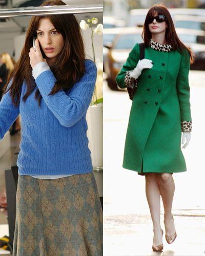 Anne Hathaway Real Name: Anne Hathaway Devil Wears Prada