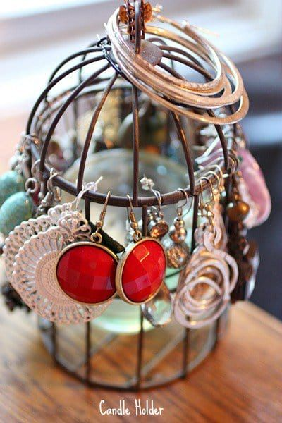 15 Genius Jewelry Storage Hacks That You Need to Know Projects to