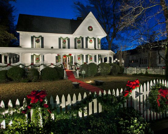 The Best 25 Christmas Design Ideas | Traditional exterior ...