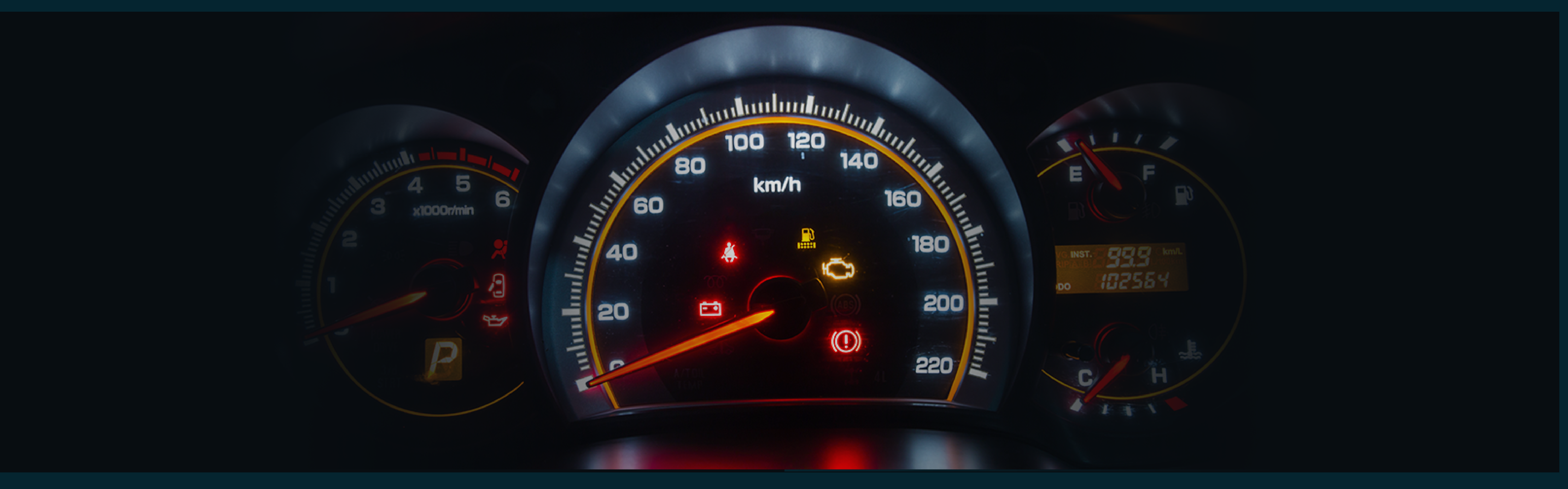 Your Guide to Vehicle Warning Lights Gasbuddy Car hire